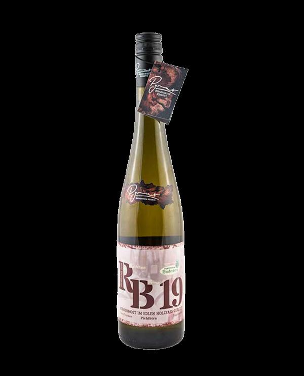 RB19 - Birnenmost im edlen Holzfass gereift 7,6 % Vol.