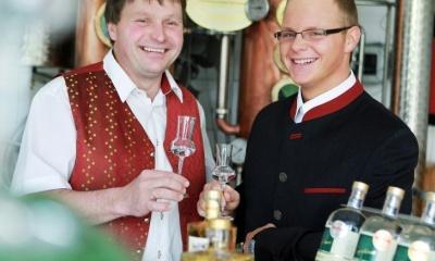 Bernhard und Jürgen Datzberger (c) Weinfranz