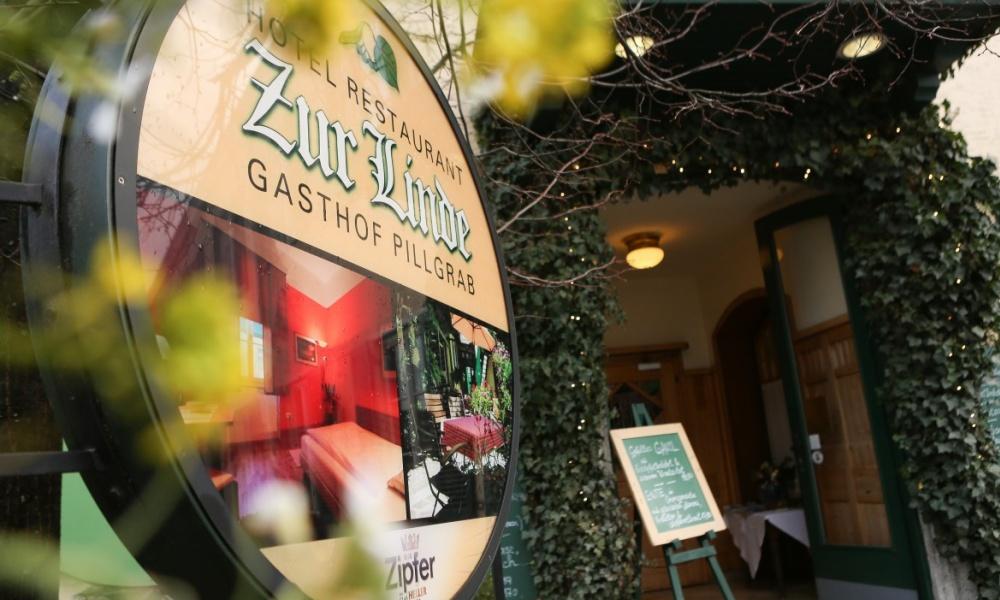"""Gasthof Pillgrab """"Zur Linde"""" (c) Doris Schwarz-König"""