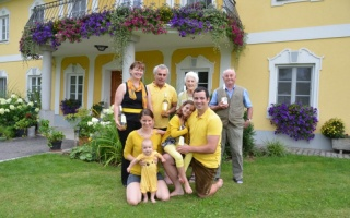 Familie Haselberger