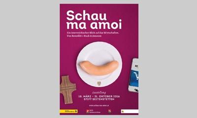 "Ausstellung ""Schau ma amoi"""