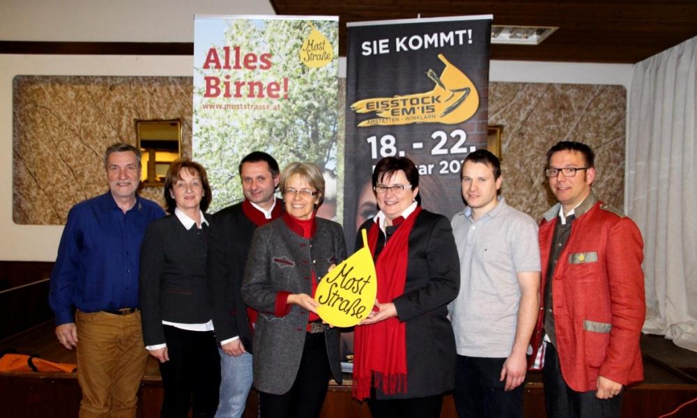 Generalversammlung der Moststraße 2015