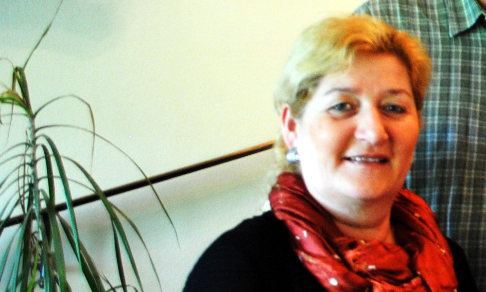 GR Anna Mayrhofer (copyright Stadtgmde. Haag)