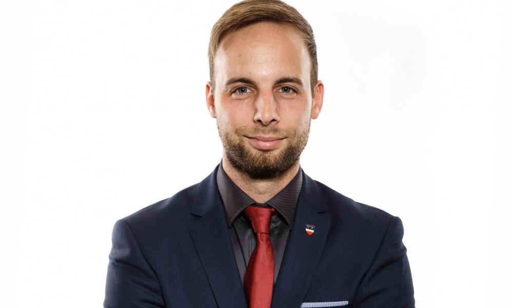 Bgm. Daniel Lachmayr (c) Gemeinde Ennsdorf