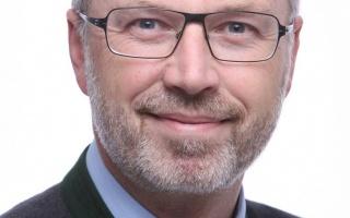 Bürgermeister Friedrich Hinterleitner