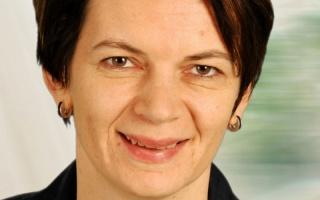 Bürgermeisterin Kerstin Suchan-Mayr
