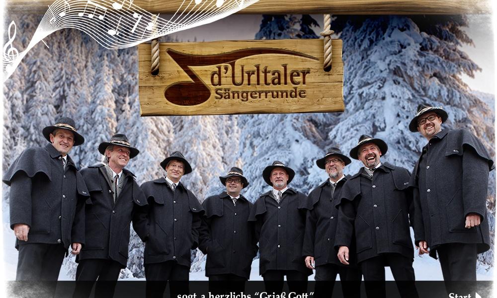 d'Urltaler Sängerrunde (copyright d'Urltaler Sängerrunde)